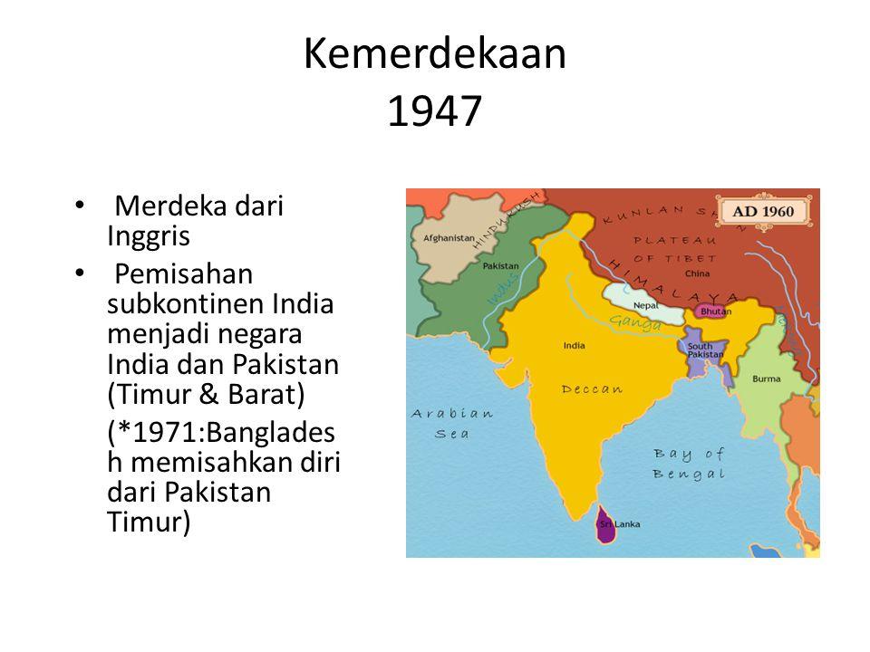 Kemerdekaan 1947 Merdeka dari Inggris