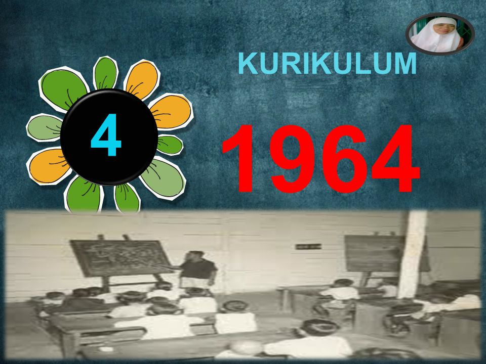 KURIKULUM 4 1964 Rule number 4: Practice design, not decoration.