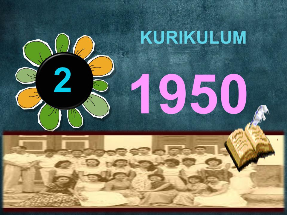 KURIKULUM 2 1950 Rule number 4: Practice design, not decoration.