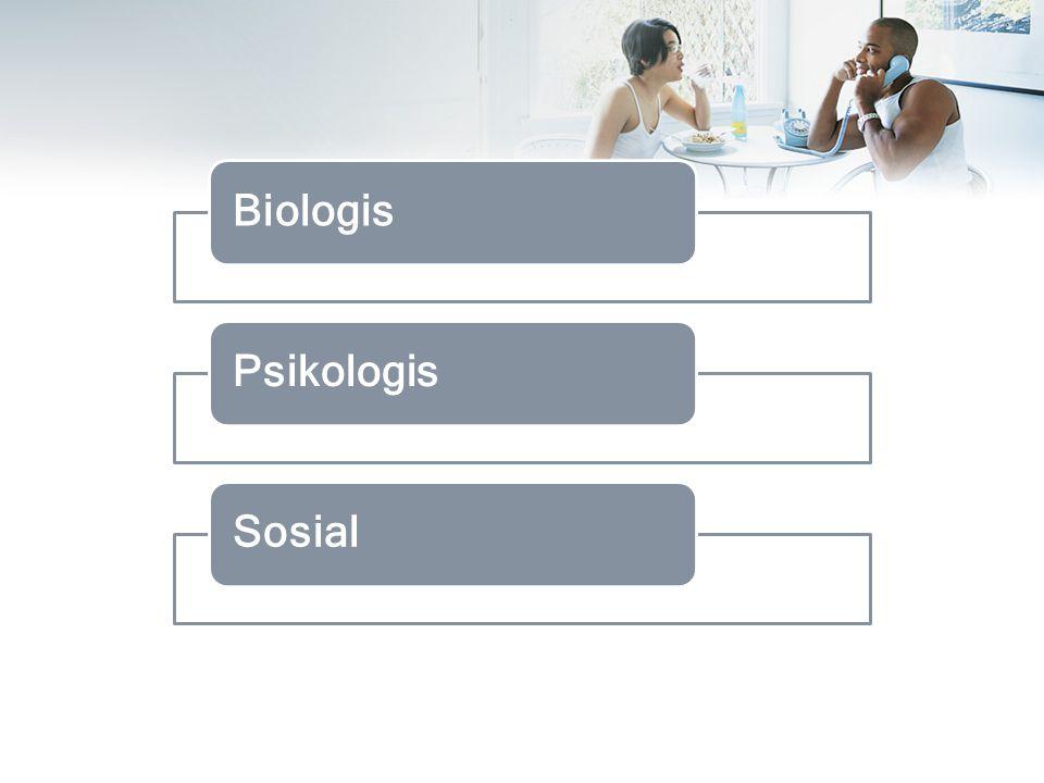 Biologis Psikologis Sosial