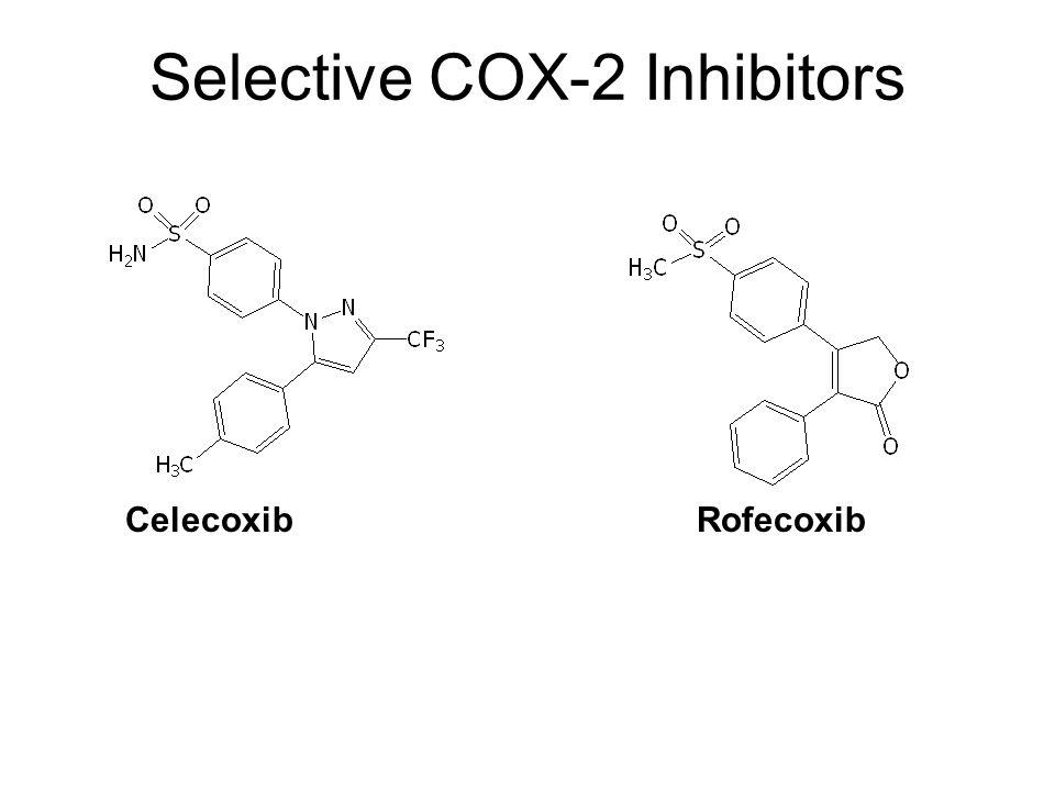 Selective COX-2 Inhibitors