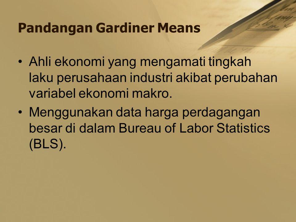 Pandangan Gardiner Means
