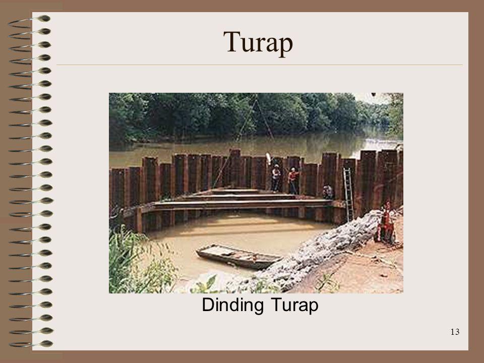 Turap Dinding Turap