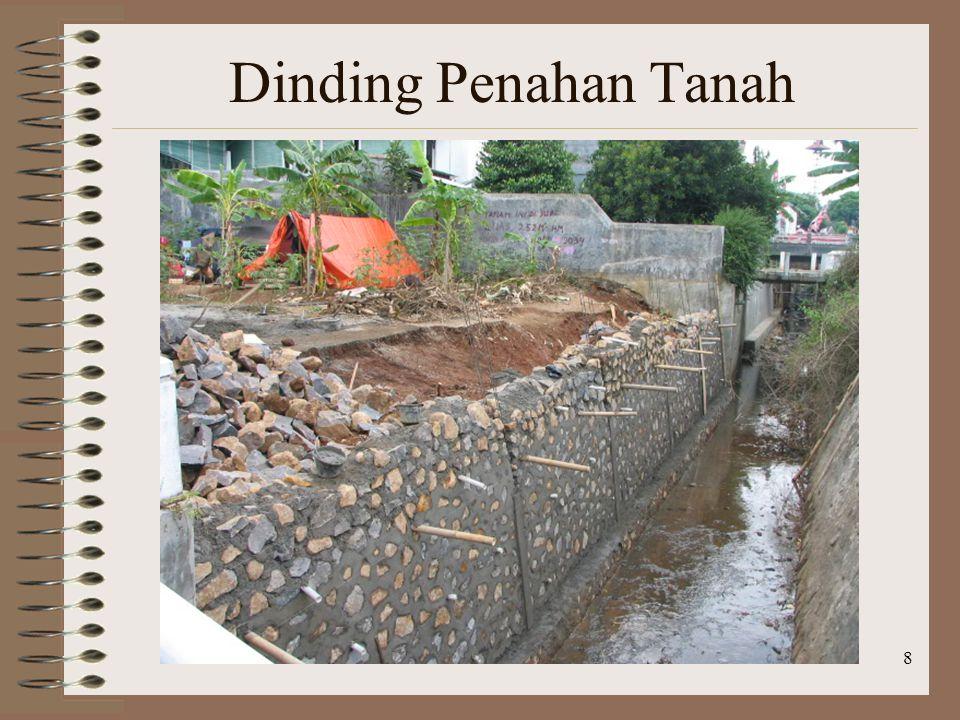 Dinding Penahan Tanah