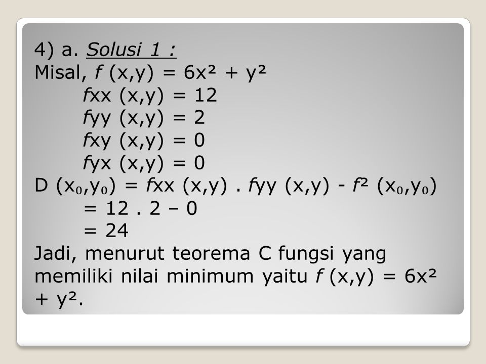 4) a.