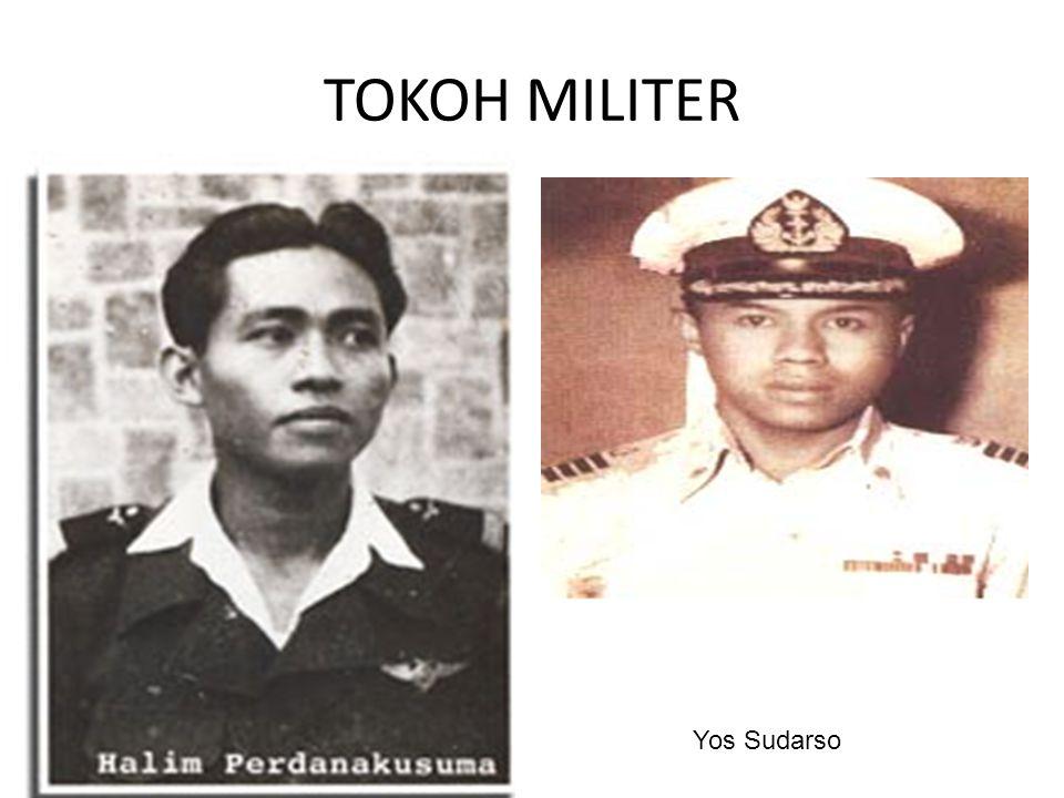 TOKOH MILITER Yos Sudarso