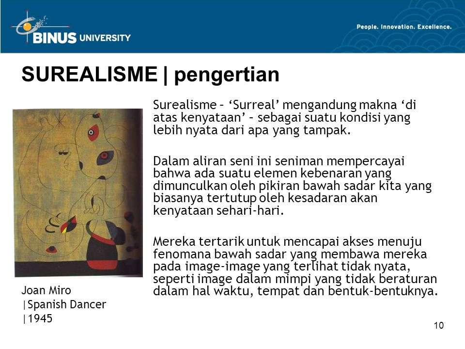SUREALISME | pengertian