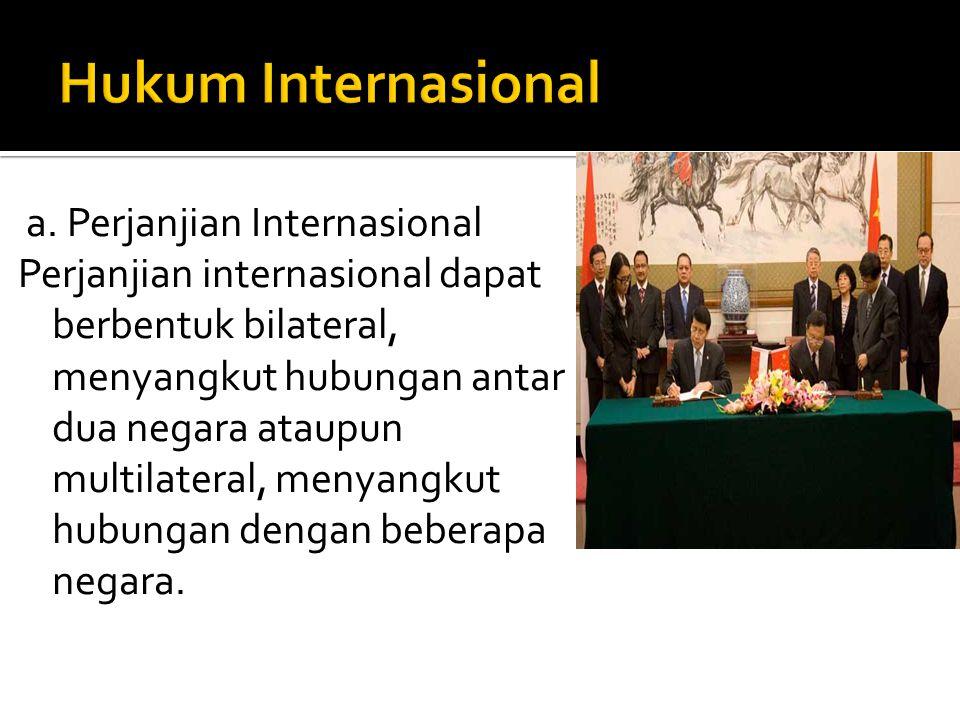 Hukum Internasional