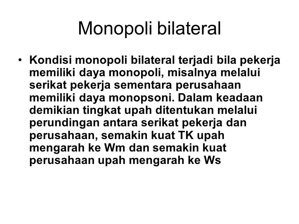 Monopoli bilateral