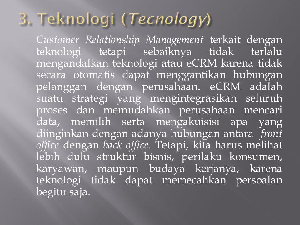 3. Teknologi (Tecnology)