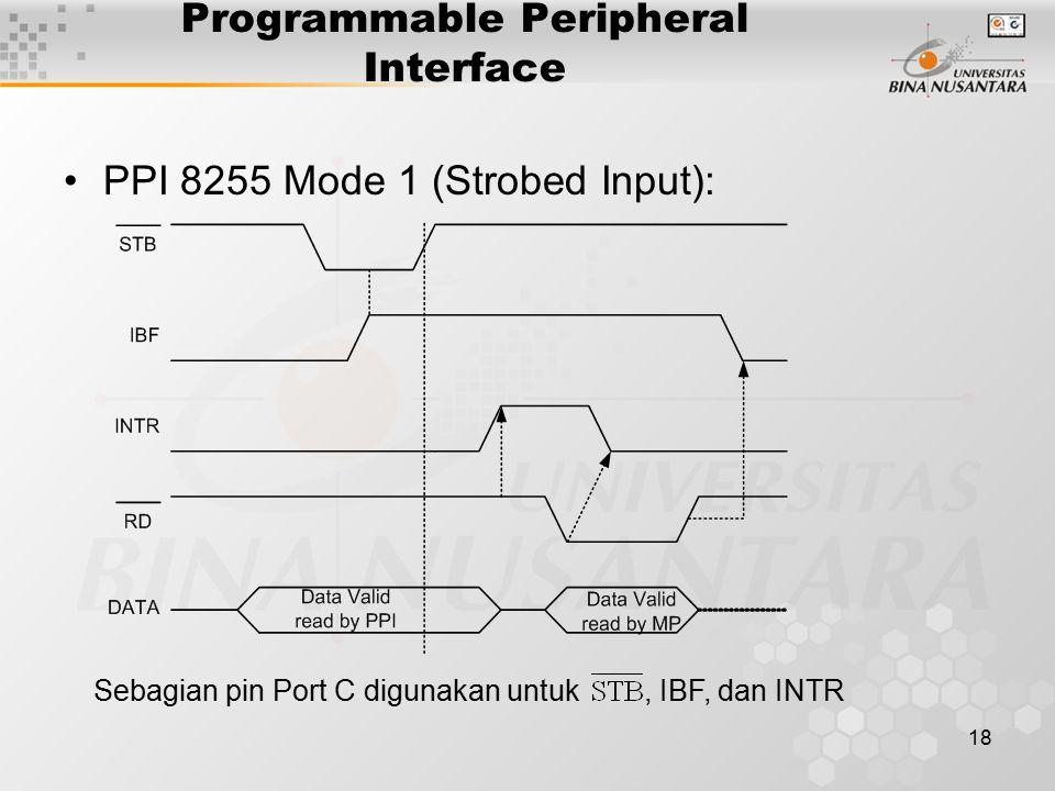 Programmable Peripheral Interface