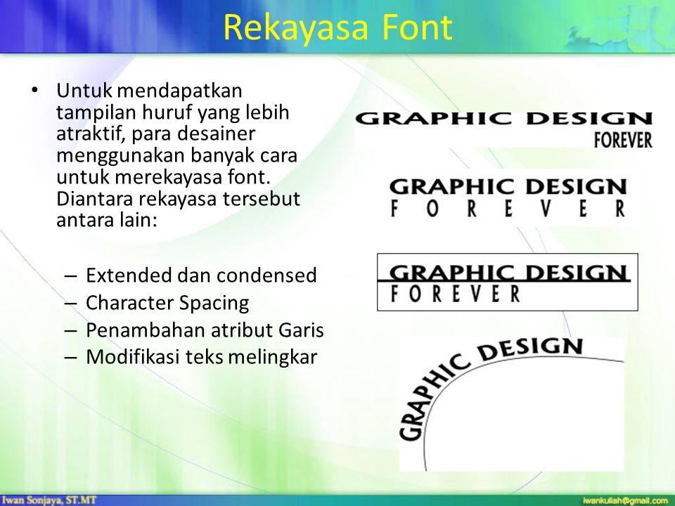 Rekayasa Font