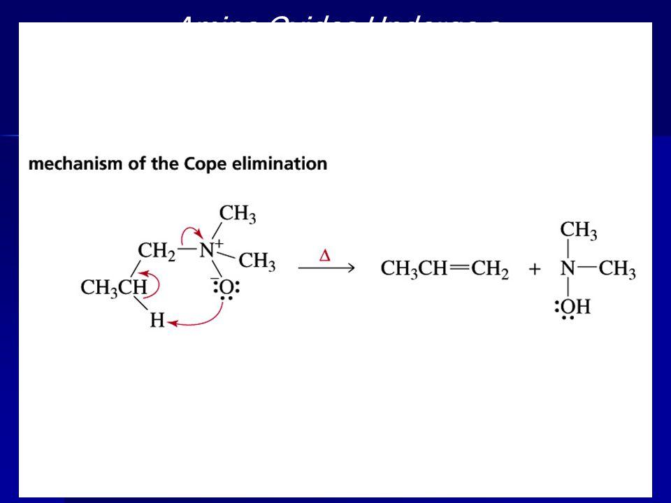 Cope Elimination Reaction