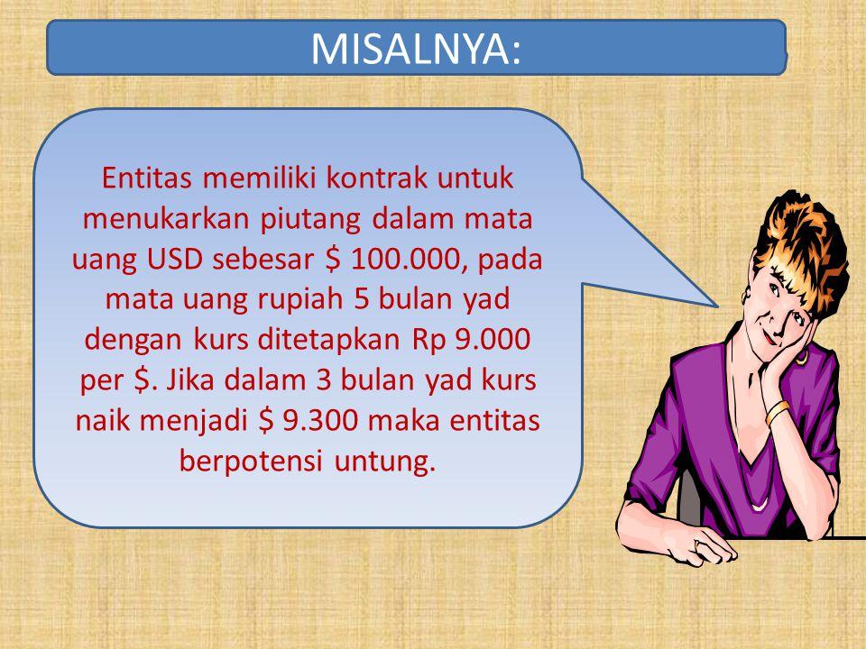 MISALNYA: