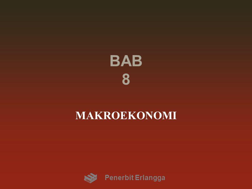 BAB 8 MAKROEKONOMI Penerbit Erlangga