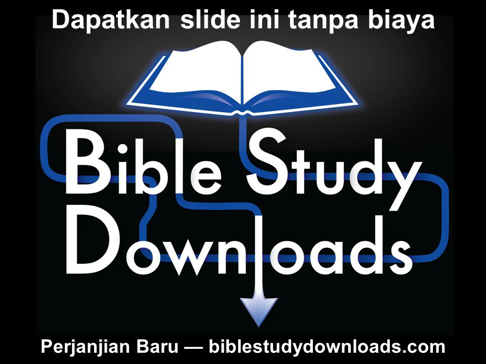 Perjanjian Baru — biblestudydownloads.com