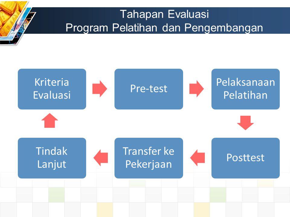 Program Pelatihan dan Pengembangan