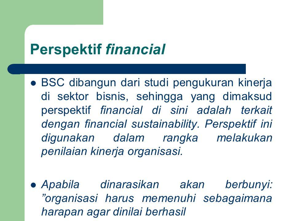 Perspektif financial