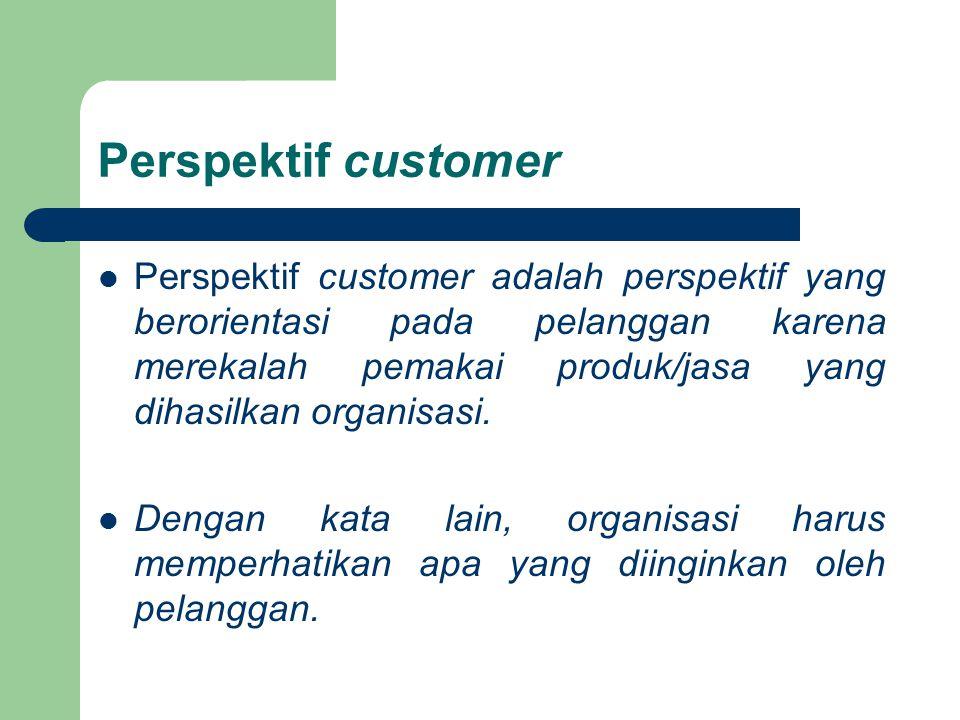 Perspektif customer