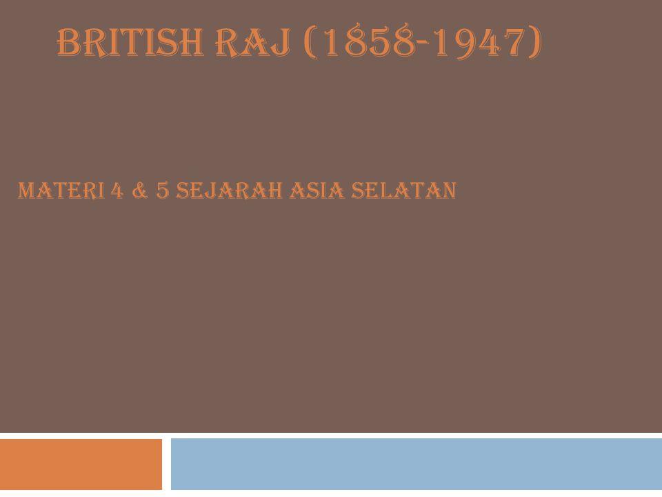 Materi 4 & 5 Sejarah Asia Selatan