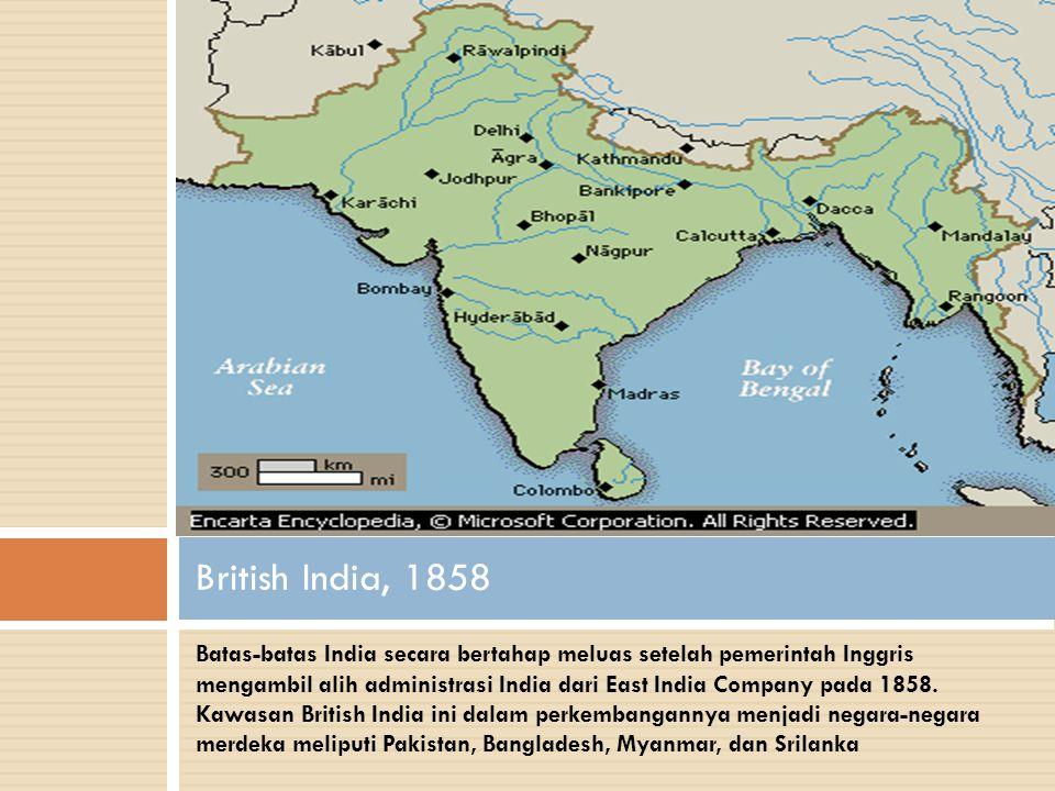 British India, 1858