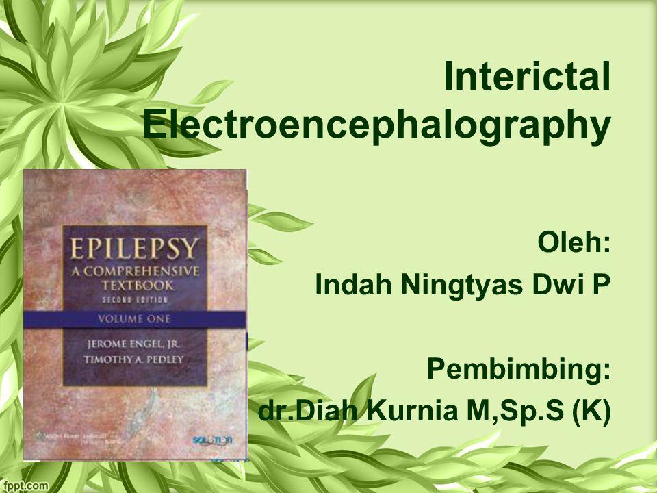Interictal Electroencephalography