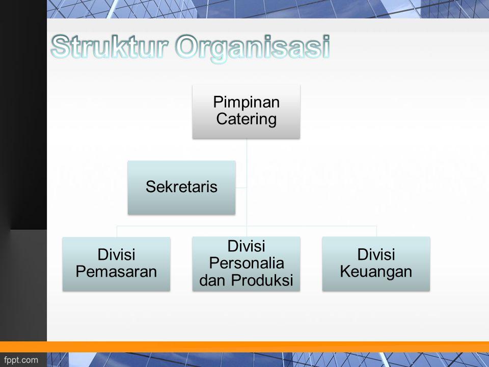 Divisi Personalia dan Produksi