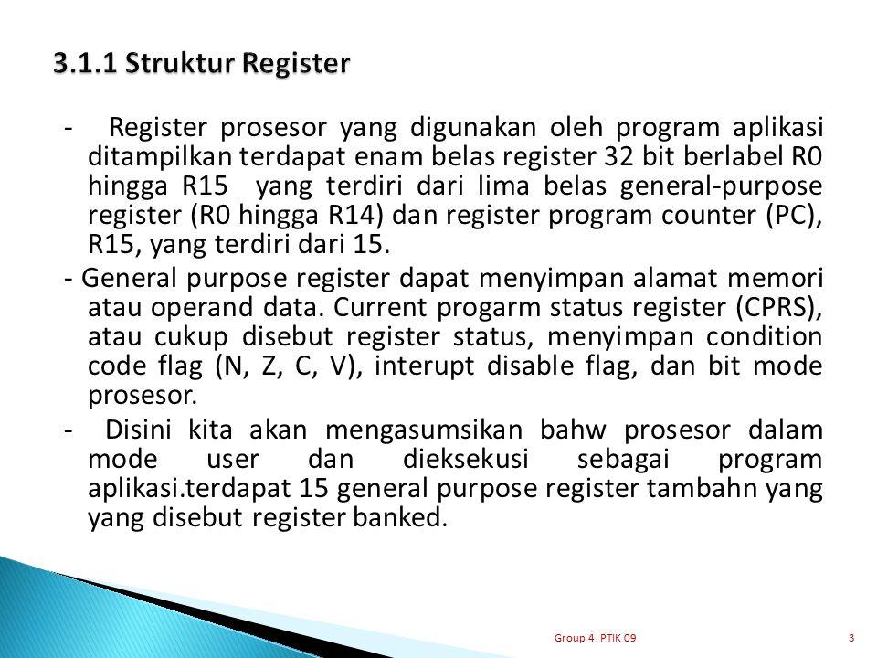 3.1.1 Struktur Register