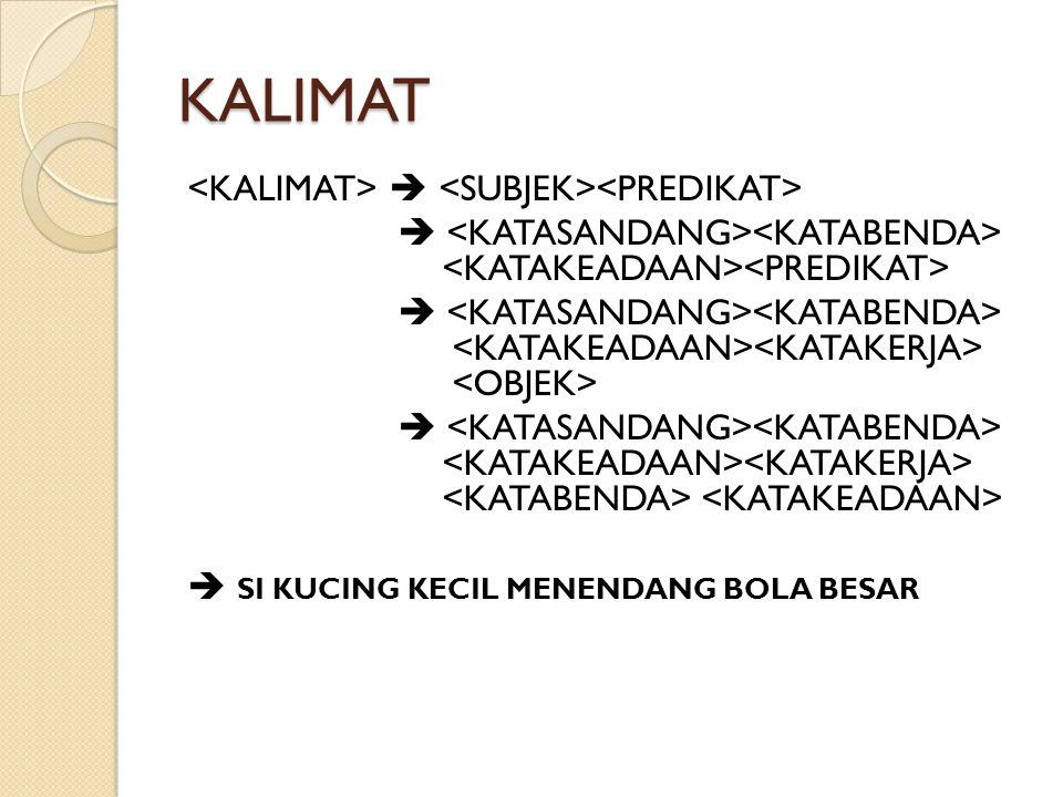 KALIMAT