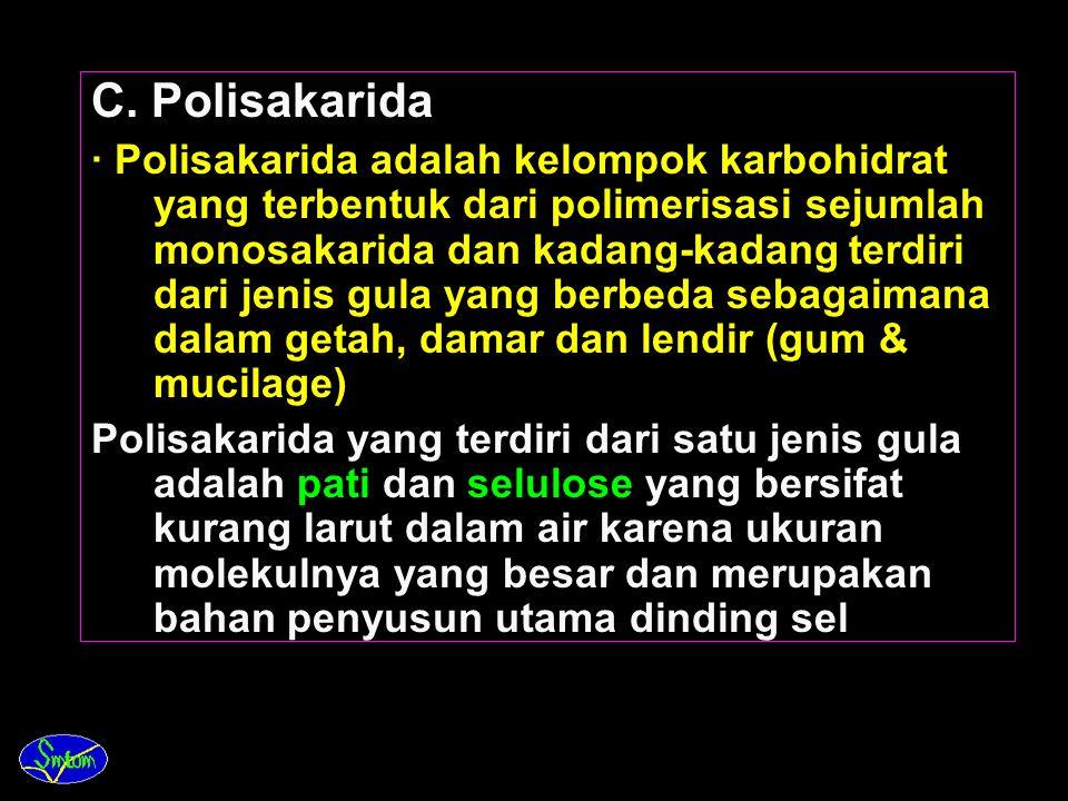 C. Polisakarida