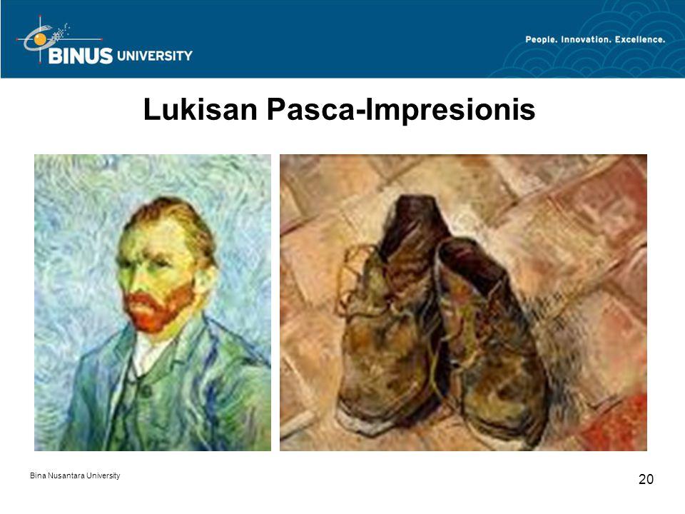 Lukisan Pasca-Impresionis
