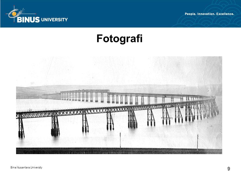 Fotografi Bina Nusantara University