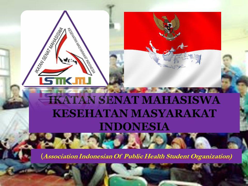 IKATAN SENAT MAHASISWA KESEHATAN MASYARAKAT INDONESIA