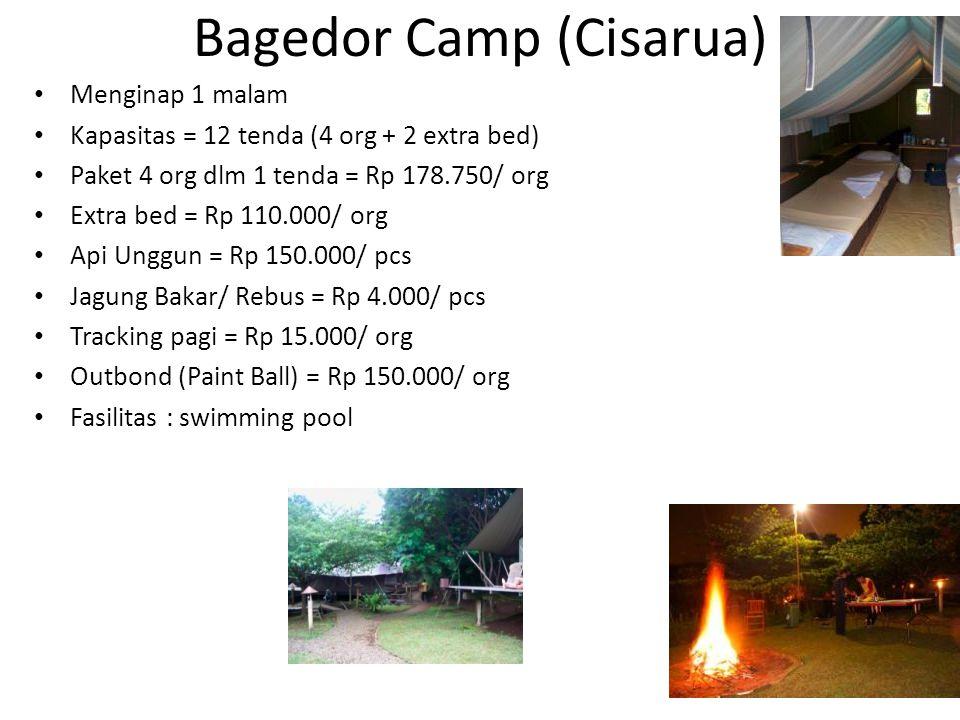 Bagedor Camp (Cisarua)