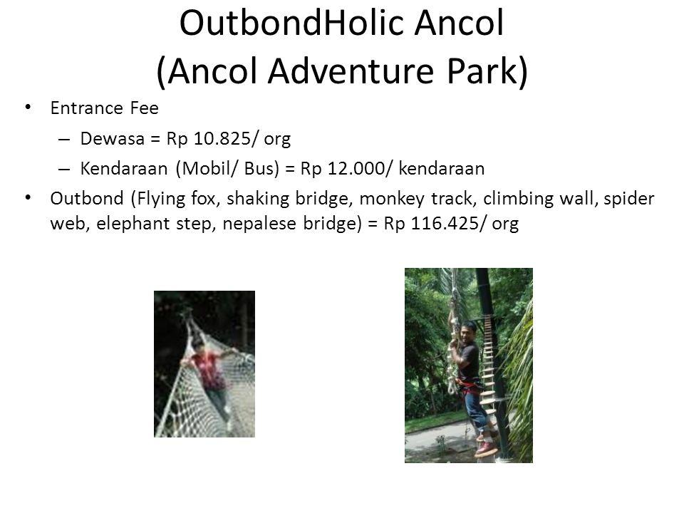 OutbondHolic Ancol (Ancol Adventure Park)