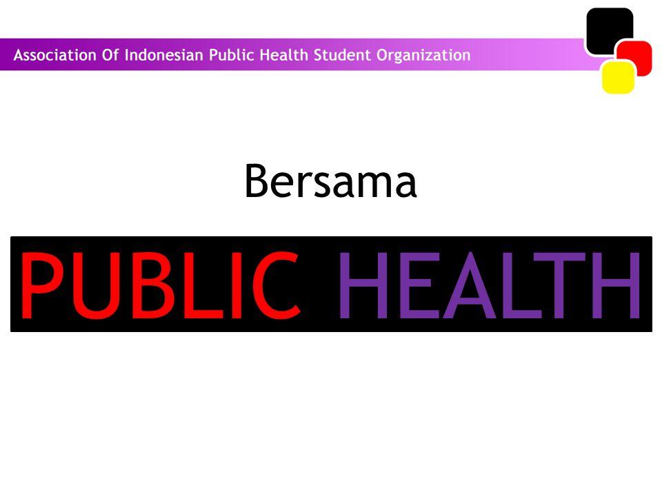 Bersama PUBLIC HEALTH