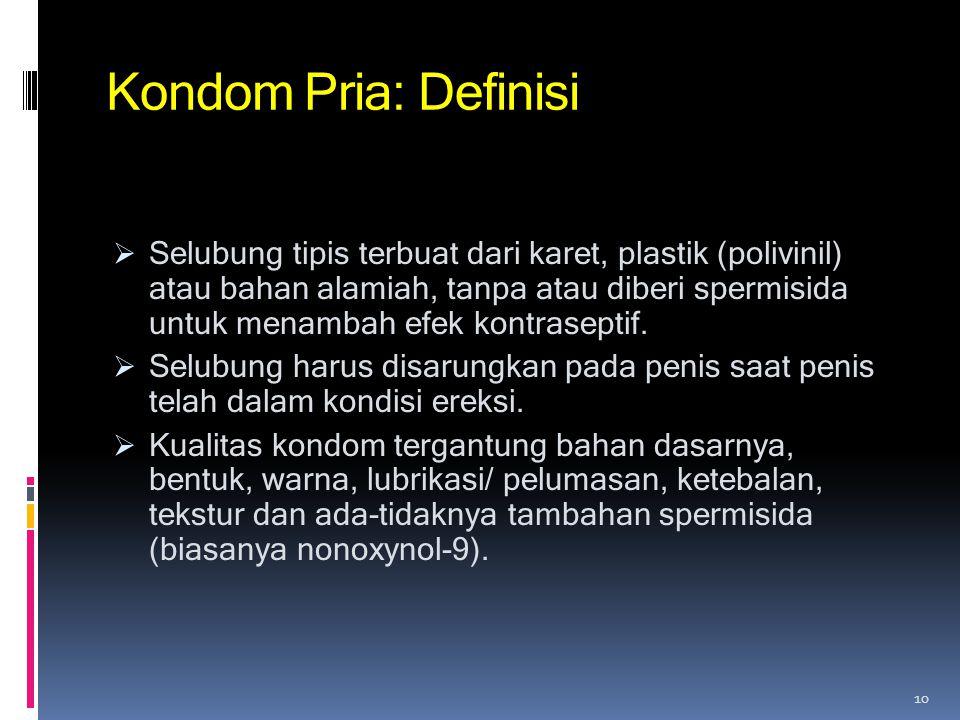 4/13/2017 Kondom Pria: Definisi.