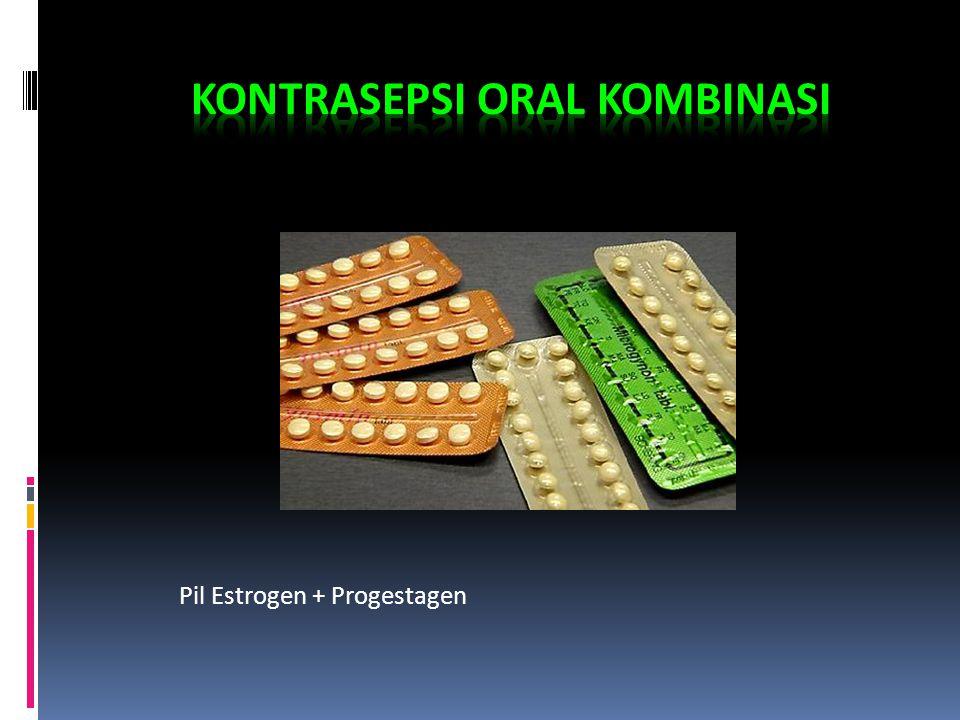 Kontrasepsi Oral Kombinasi