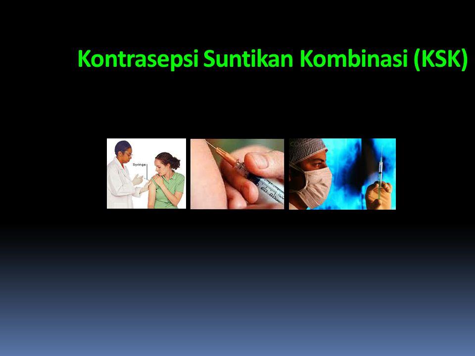 Kontrasepsi Suntikan Kombinasi (KSK)