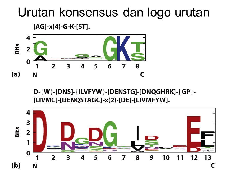 Urutan konsensus dan logo urutan