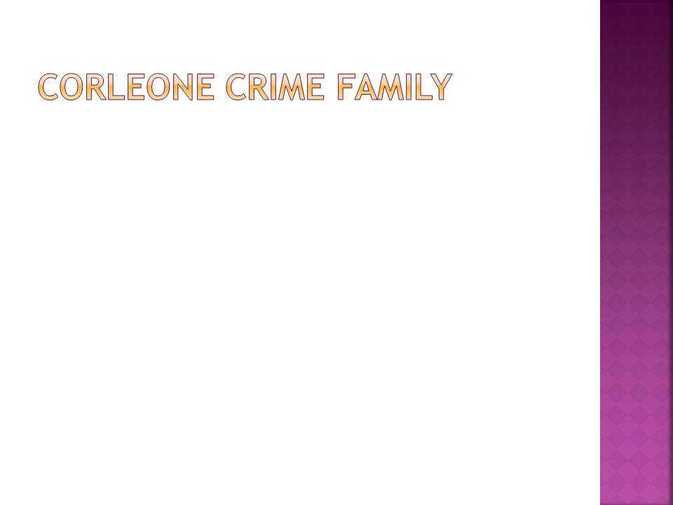 Corleone Crime Family