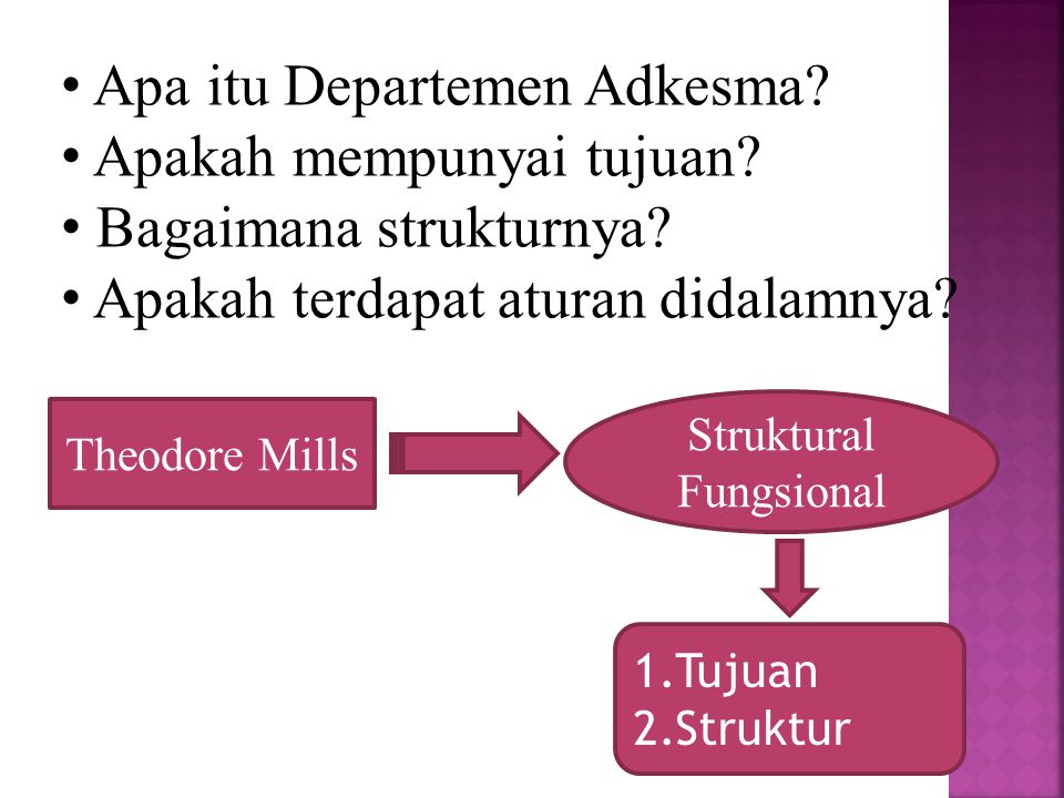 Struktural Fungsional