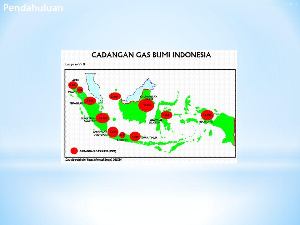 Pendahuluan Cadangan Gas Bumi