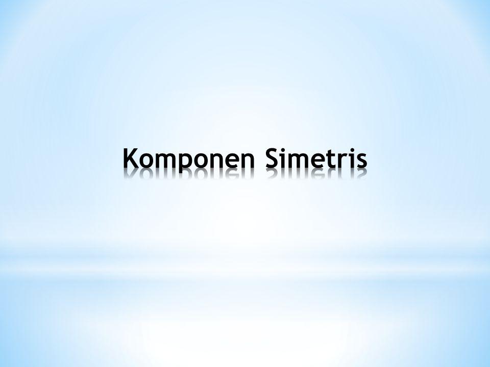 Komponen Simetris