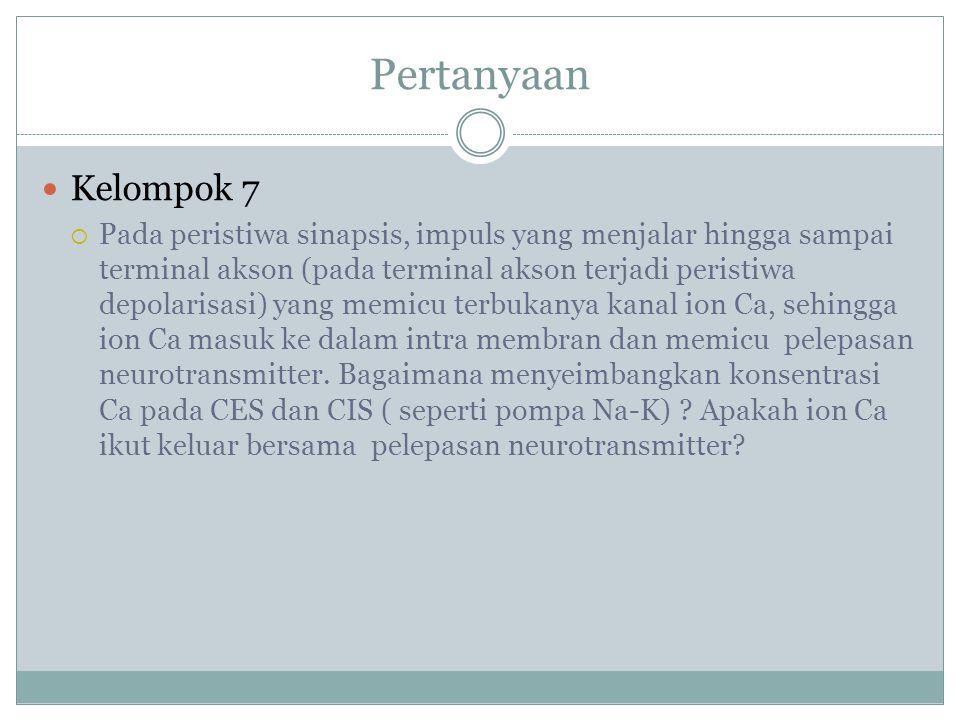 Pertanyaan Kelompok 7.