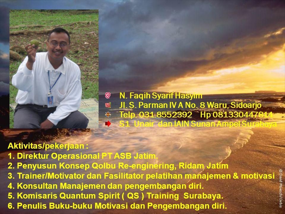 Jl. S. Parman IV A No. 8 Waru, Sidoarjo
