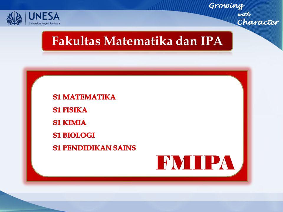 Fakultas Matematika dan IPA
