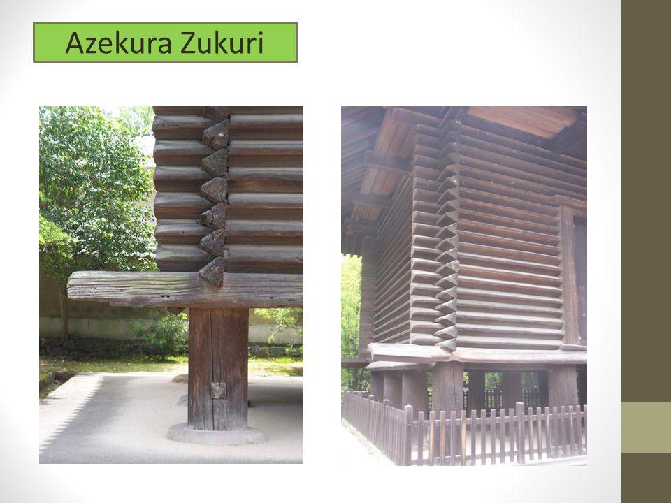 Azekura Zukuri