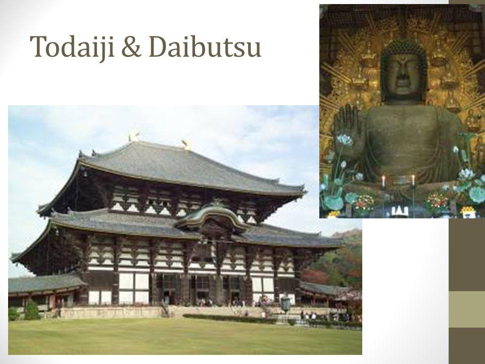 Todaiji & Daibutsu
