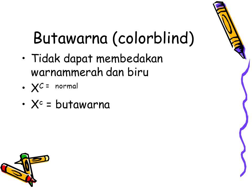 Butawarna (colorblind)